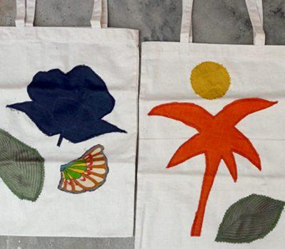 Des sacs en coton pour remplacer les sacs plastiques